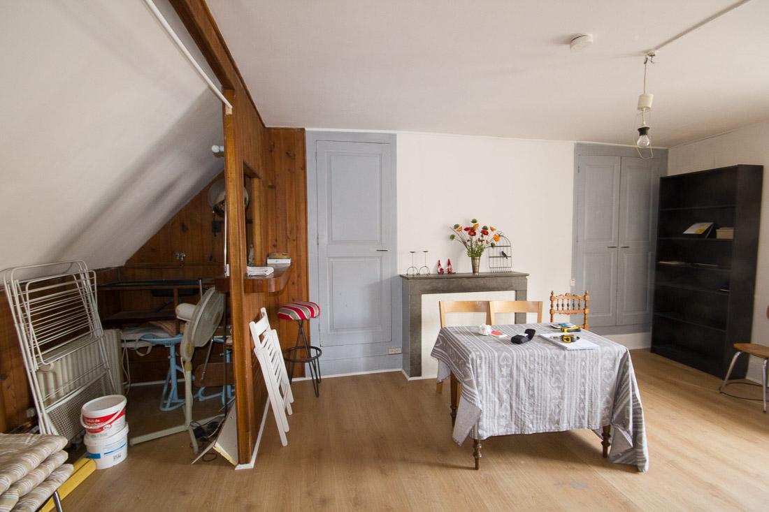 r novation appartement t2 v tuste catherine monnet. Black Bedroom Furniture Sets. Home Design Ideas