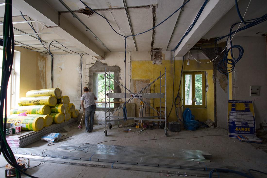 Restructuration maison class e catherine monnet for Architecte d interieur grenoble