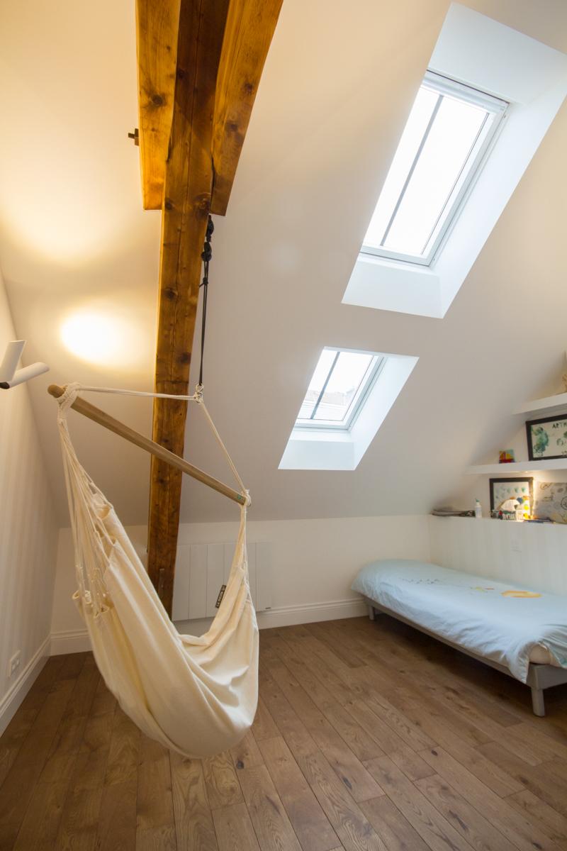 Aménagement Grenier En Chambre Autorisation agrandissement d'un appartement – catherine monnet