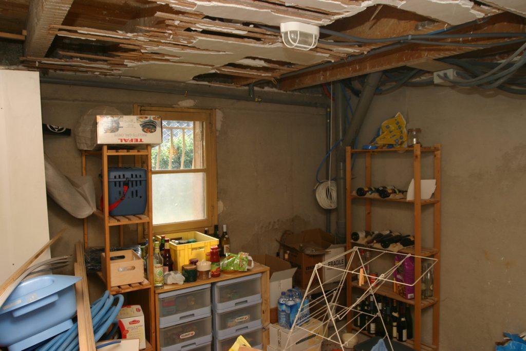 debarras cellier a transformer en piece de vie par architecte interieur grenoble